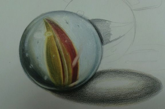 576x380 How To Draw Crystal, Glass, And Transparent Objects, Lee Hammond