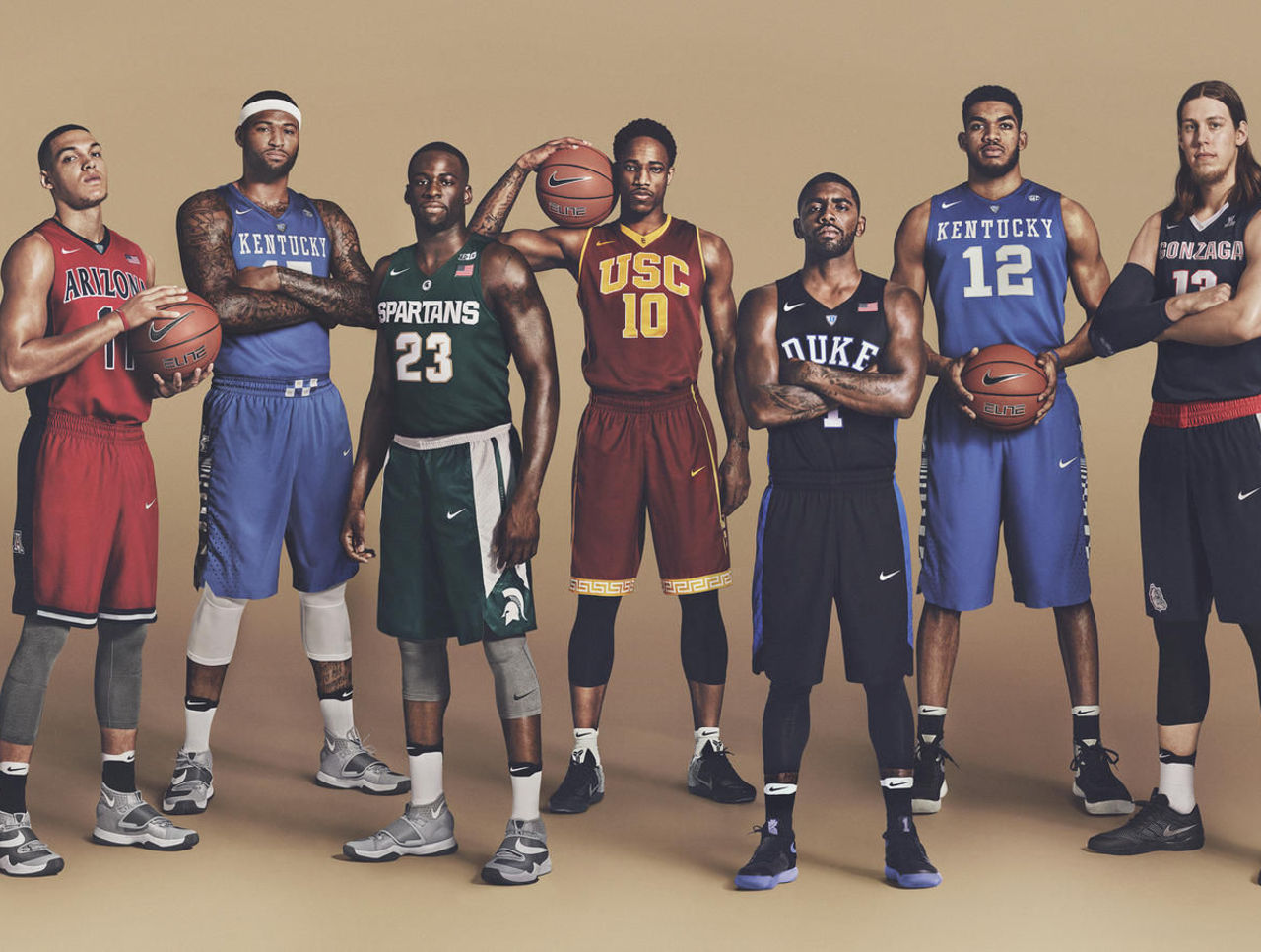 1280x966 Photos Nba Stars Rep Alma Maters For March Madness