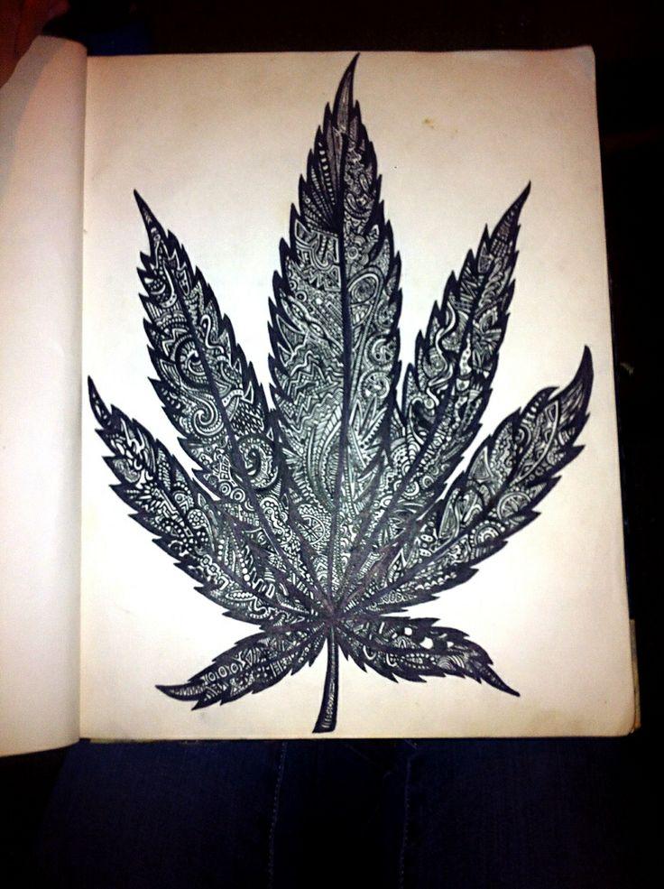 736x985 Sweet Pot Leaf Art Marijuana
