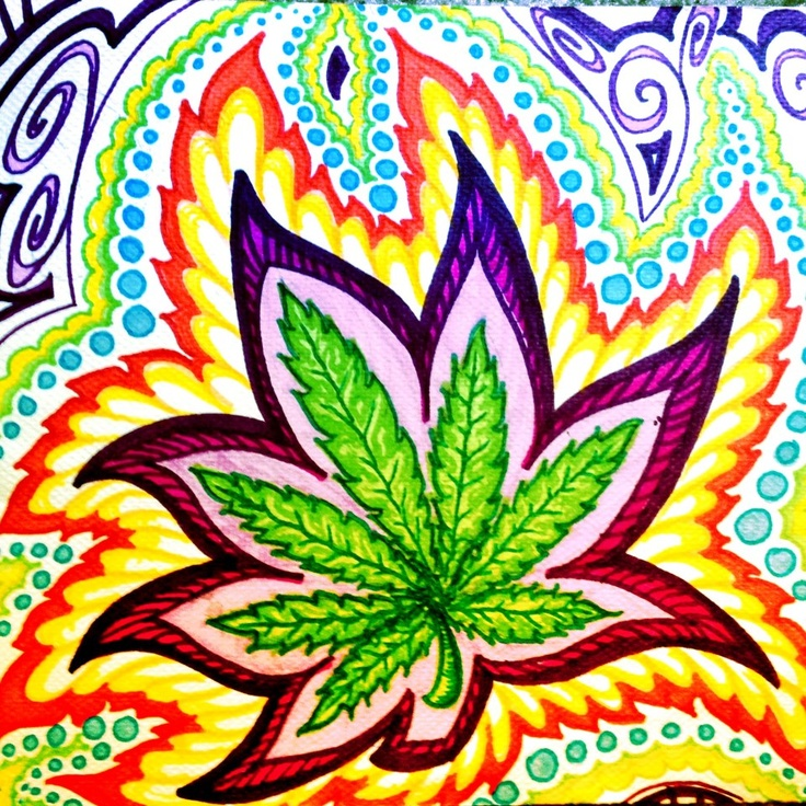 marijuana leaf drawing step by step at getdrawings com free for