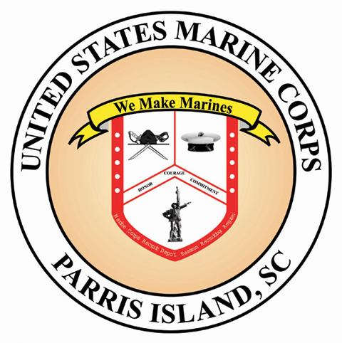 480x482 Filemarine Corps Recruit Depot, Parris Island Logo.jpg