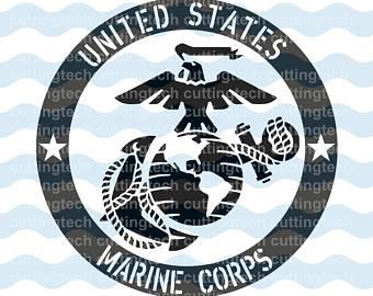 340x270 Marine Corps Emblem Etsy