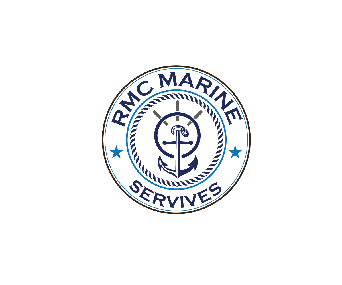 1200x1000 Upmarket, Bold Logo Design For Rmc Marine Services By Logoguider