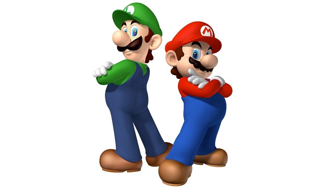 1280x720 How To Draw Super Mario Bros