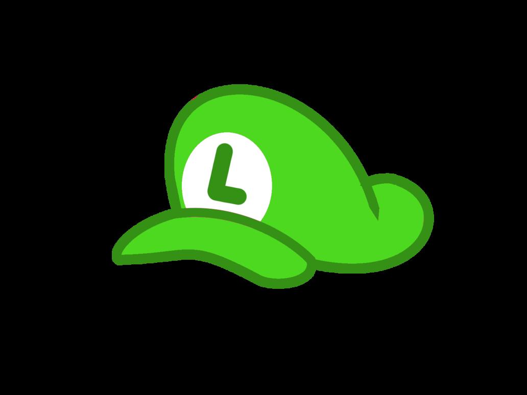 1032x774 Luigi's Hat In The Style Of Mlp By Kuren247