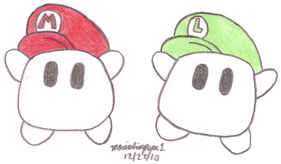 900x524 Luma's Mario Bros Hat By Mariosimpson1