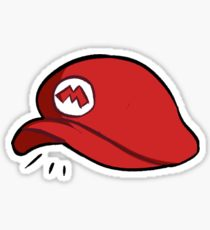 210x230 Mario Hat Stickers Redbubble