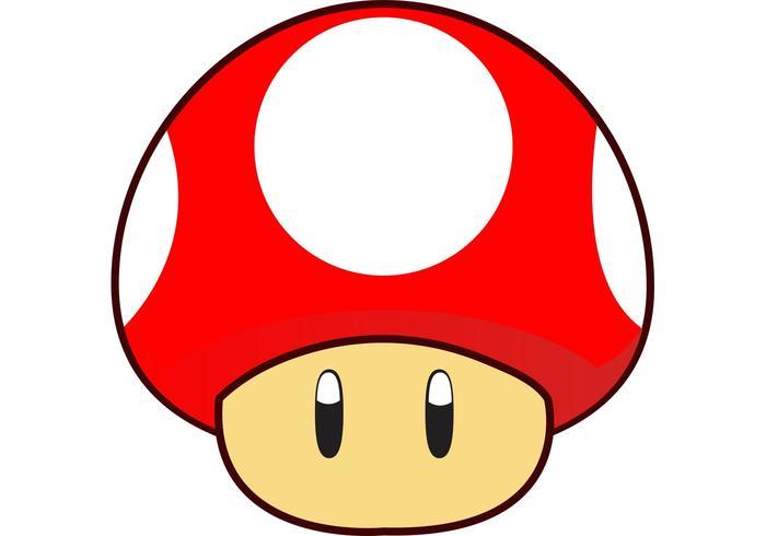 Mario Mushroom Drawing At Getdrawings Com Free For