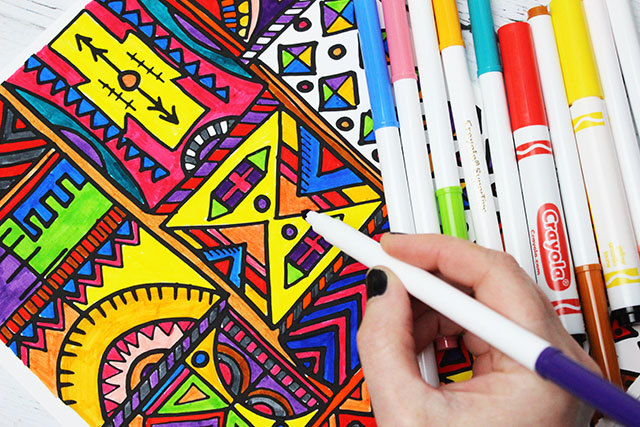 Markers Drawing at GetDrawings.com | Free for personal use ...