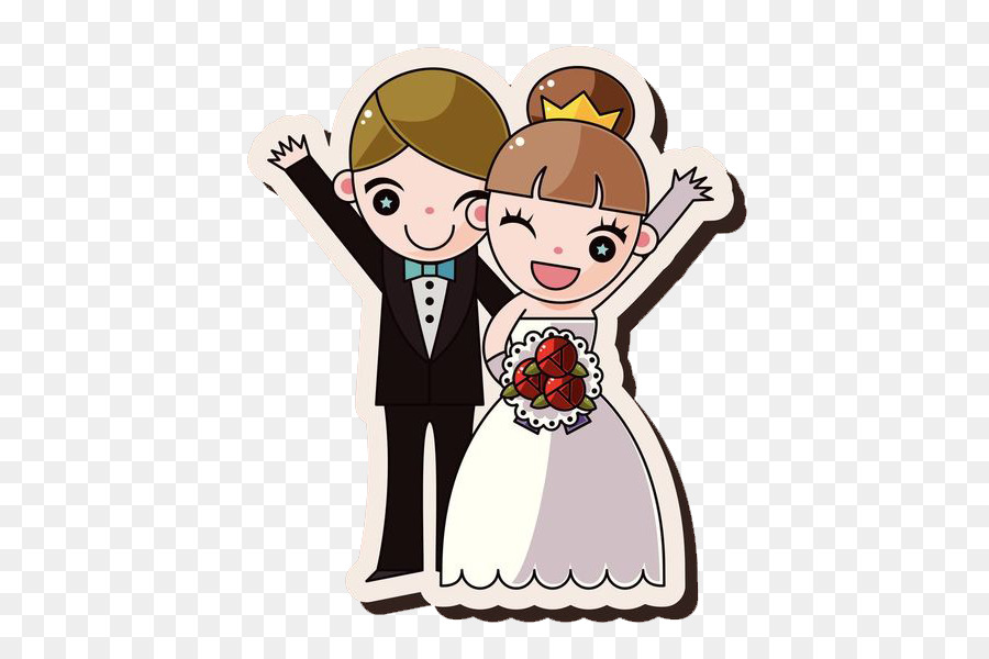 900x600 Marriage Drawing Animation Dessin Animxe9