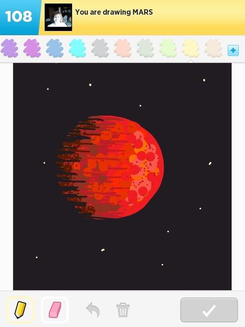 500x667 Mars Drawings