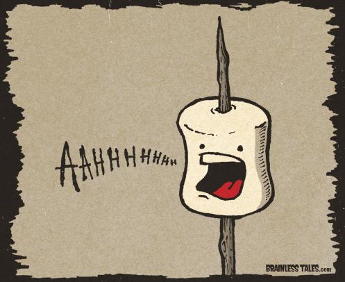 497x406 Marshmallow Trama
