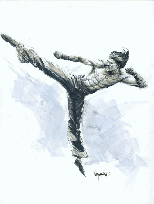 647x855 Rafael Kayanan September 2010 Martial Arts.,,,kung Fu