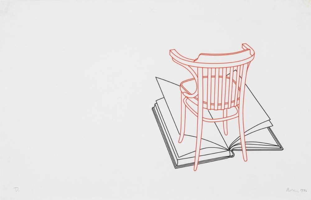 1000x644 Drawings Michael Craig Martin