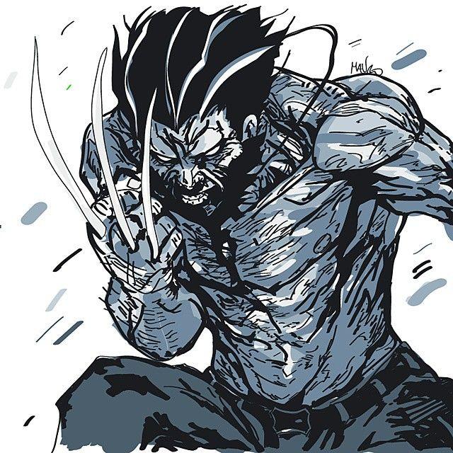 640x640 Draw Drawing Tattoo Nerd Geek Illustration Illustrator Marvel