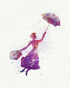 240x300 Mary Poppins Art Posters Fine Art America