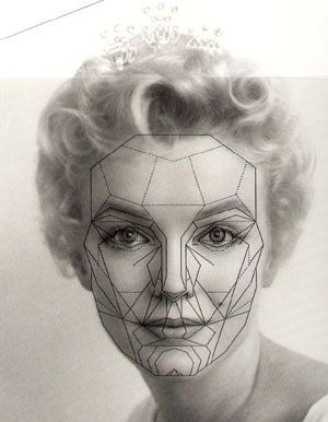 300x386 A Blueprint For The Perfect Face Is A Mathematical Formula