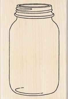 236x342 Mason Jar Drawing Roll Over Image To Magnify Templates