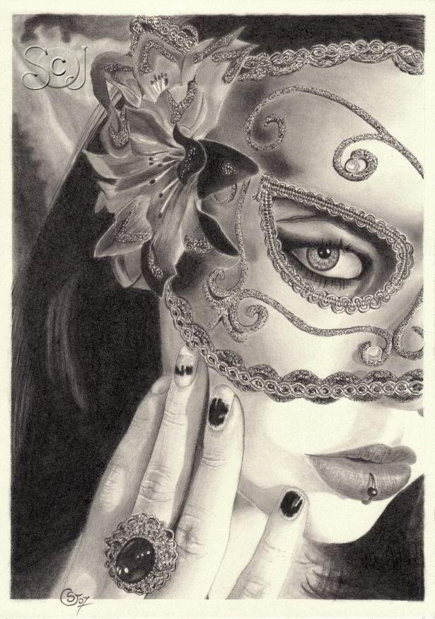 615x874 La Masquerade By Alessium On DeviantArt