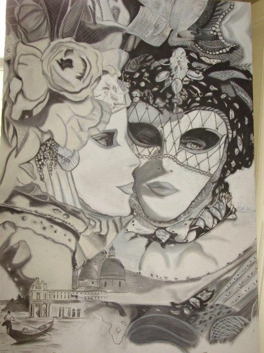 540x720 People Drawings Original Artwork For Sale