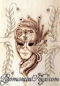 236x334 Venitian Masks Drawings Venetian Mask By Blacksilence92
