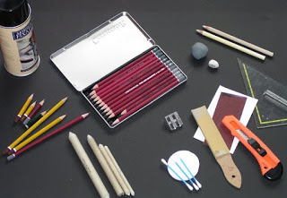 320x221 10 Drawing Materials And Tools For Beginners ~ How To Draw Anime