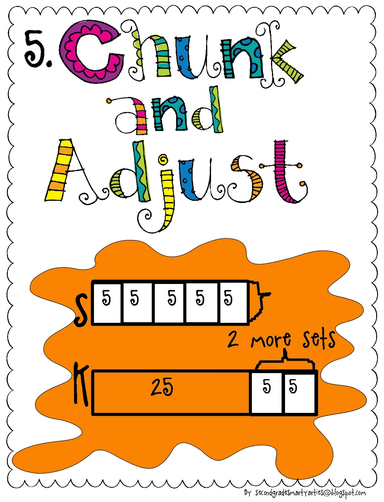 mathematics chart for class 3