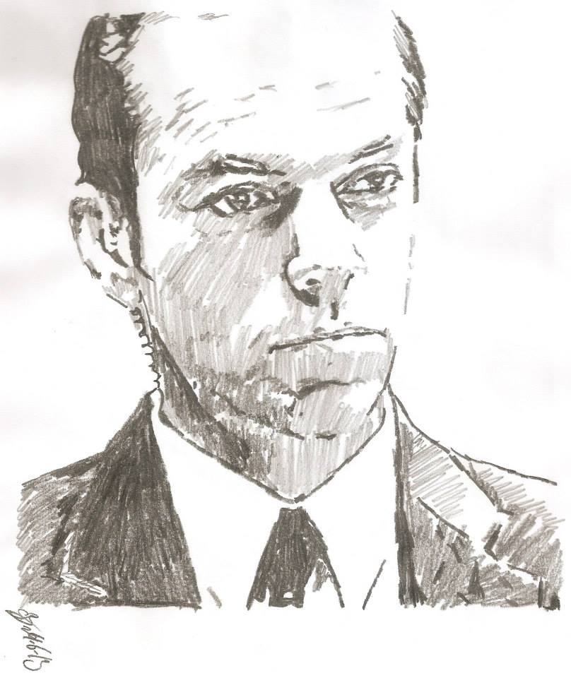 808x960 Matrix Agent Drawing By Sbdrawings