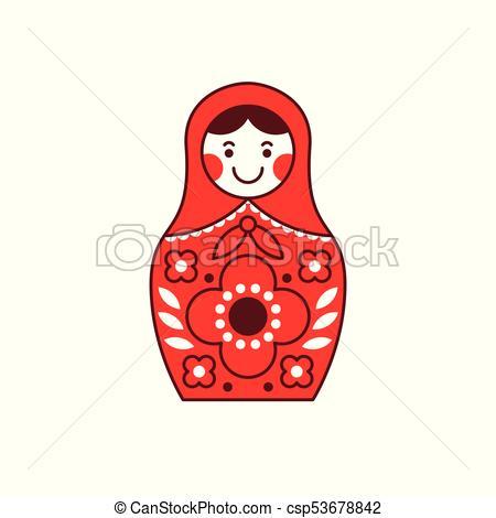 450x470 Matryoshka Russian Nesting Doll, Souvenir Russia. Matryoshka