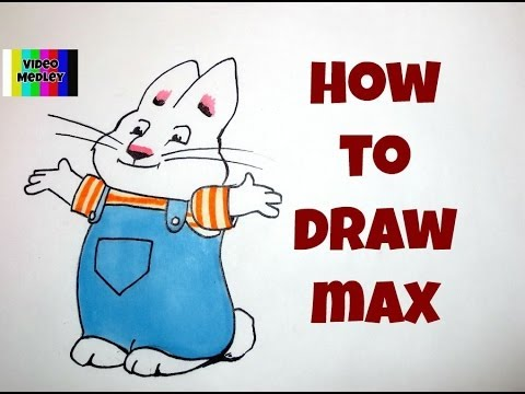 480x360 How To Draw Max (Max Amp Ruby)