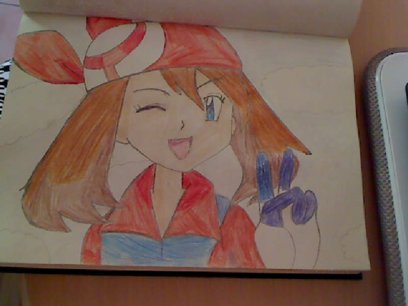 800x600 May Drawing Pencil (Pokemon) By Hamabeadsponies