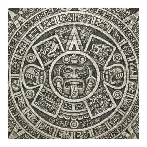 Mayan Calendar Drawing At Getdrawings Free For Personal Use