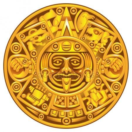 450x450 Mayan Calendar Stock Vectors, Royalty Free Mayan Calendar