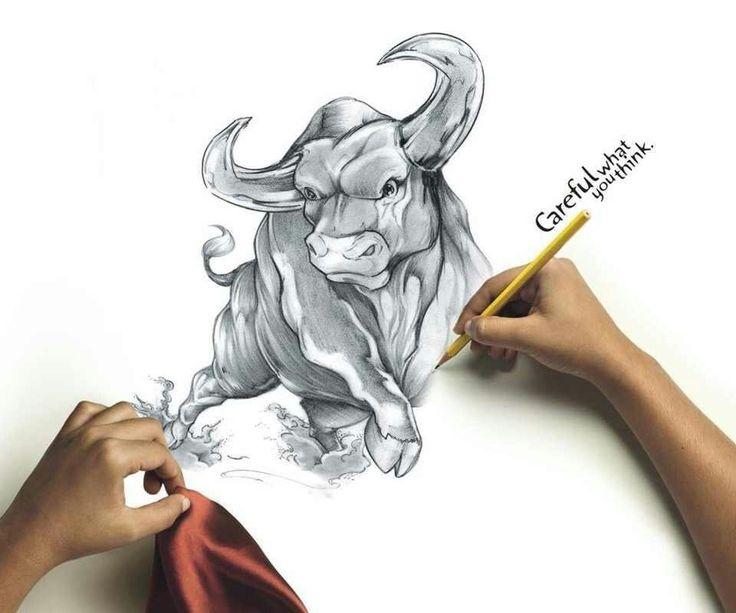 736x613 27 Best Bull Tattoo Drawings Images On Bull Tattoos