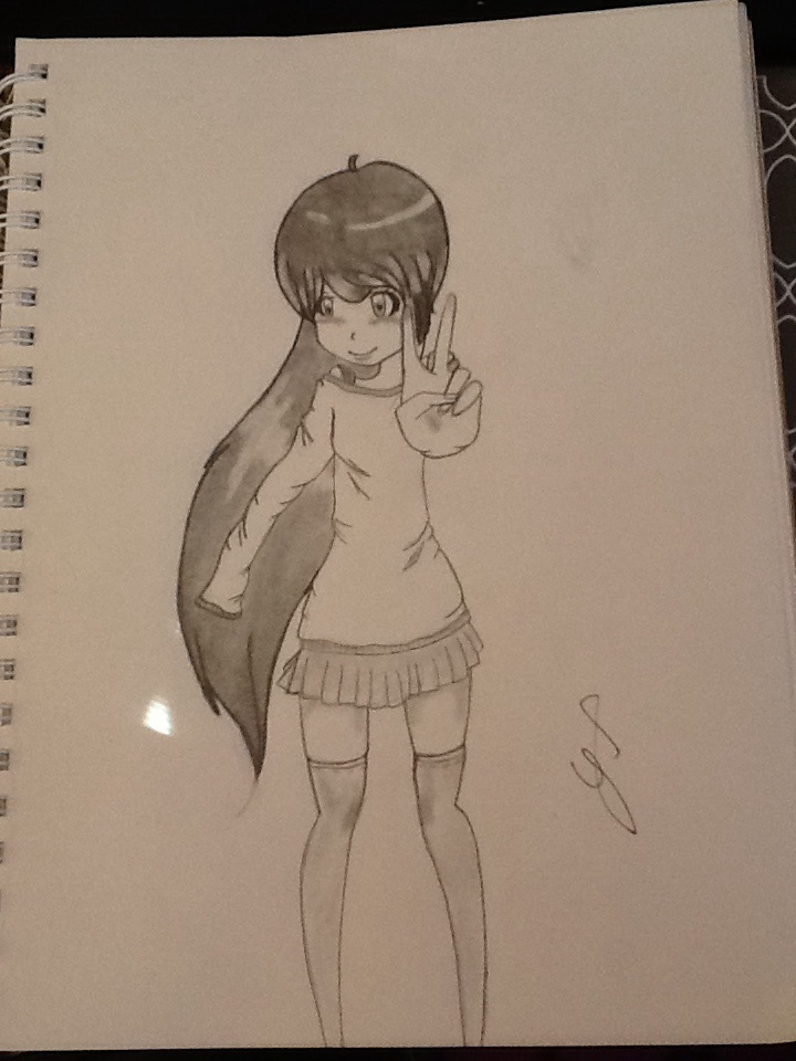720x960 A Drawing That Has No Meaning Xd By Popbunny247