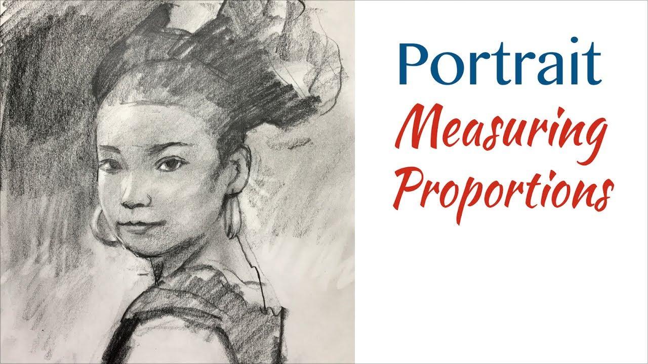 1280x720 Portrait Proportion Measurement Techniques