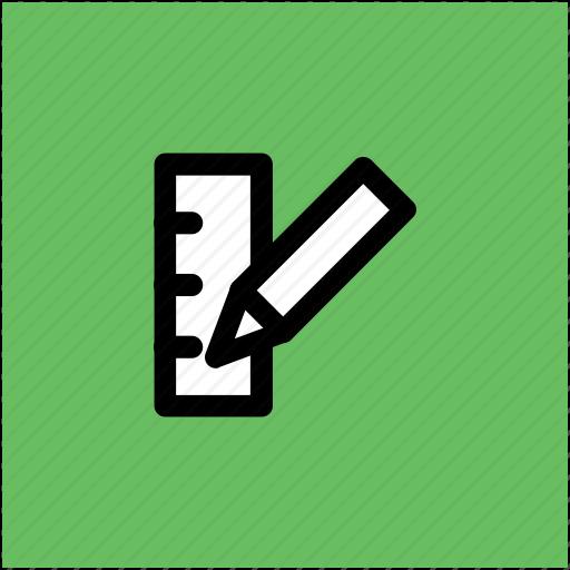 512x512 Drafting Tools, Drawing Tools, Geometrical Tools, Measuring Tools