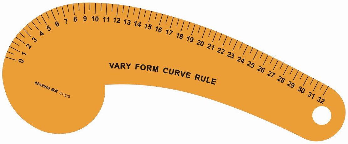 1111x460 Kearing Brand,armhole Measuring Curve Ruler,art Drawing Curve
