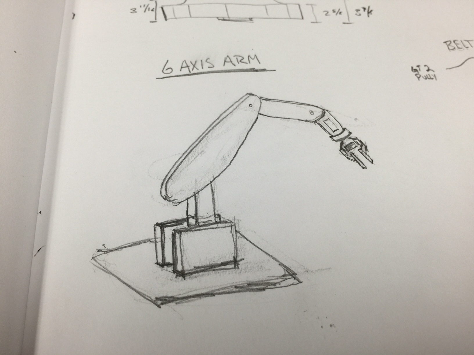 1632x1224 Open Source Robot Arm Community