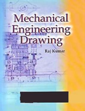 286x374 Mechanical Engineering Drawing, , Raj Kumar, Abhishek Publications
