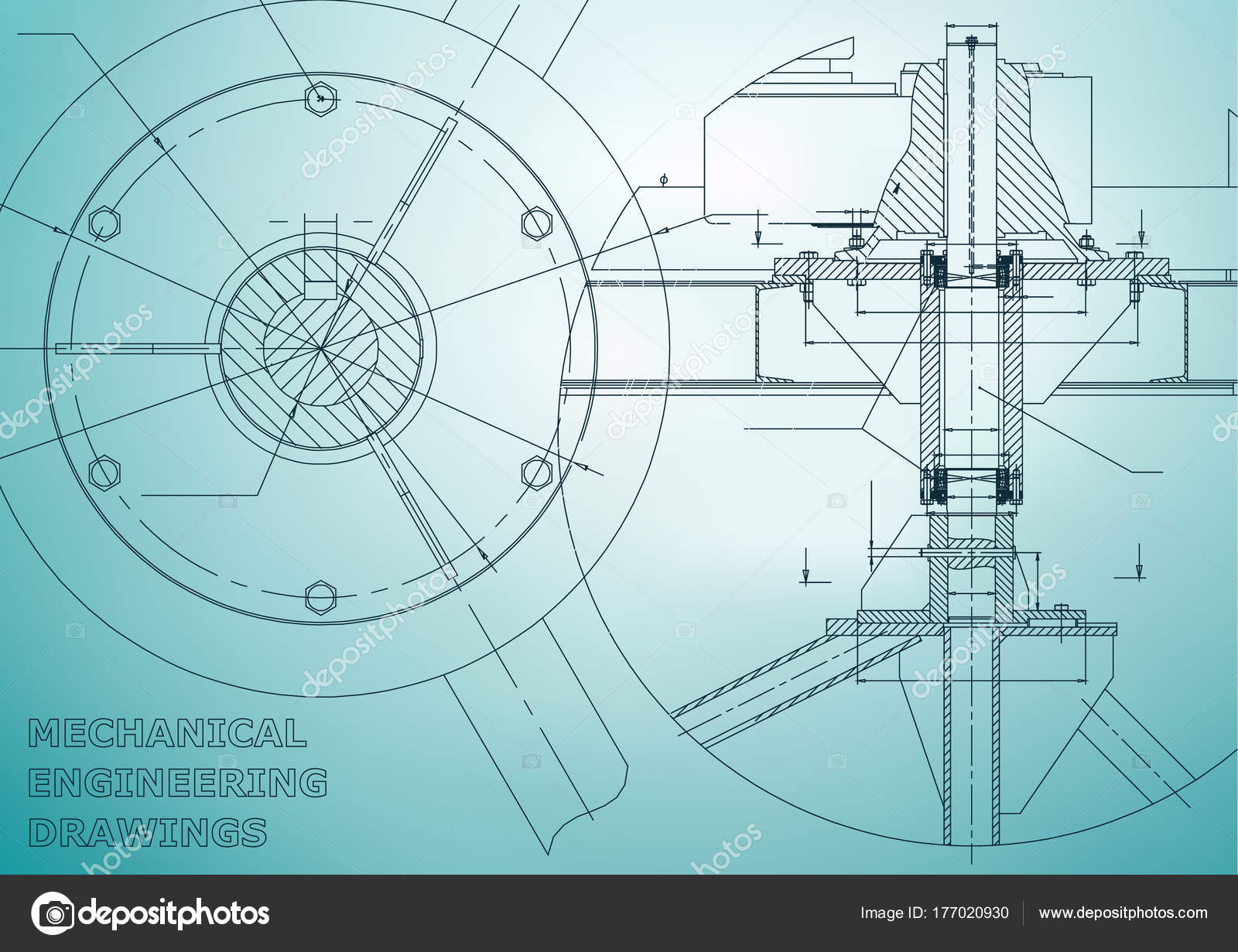 Mechanical Engineering Drawing at GetDrawings.com | Free for ...