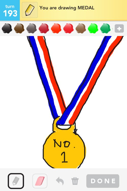 500x750 Medal Drawings