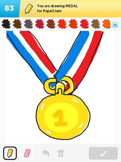 500x667 Medal Drawings