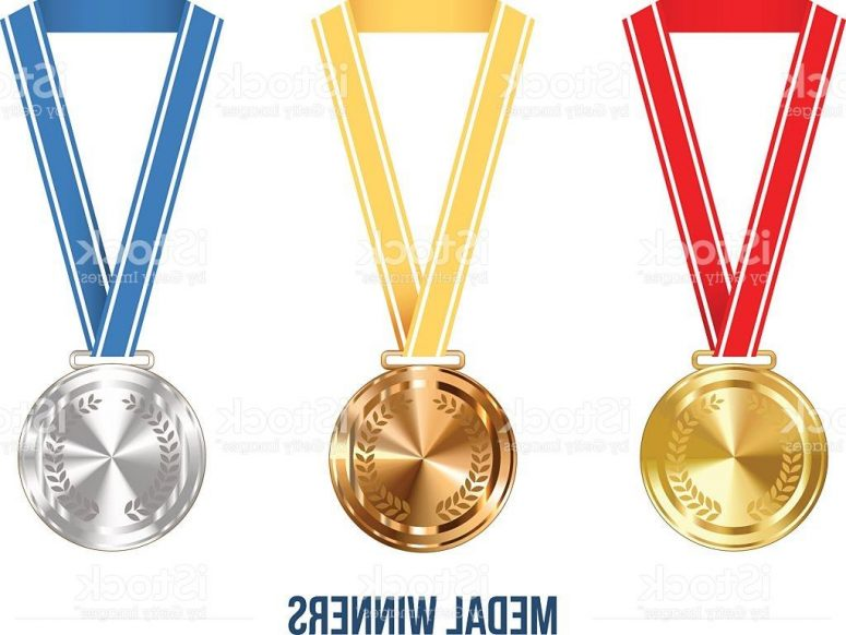 775x582 Best Olympic Gold Medal 2015 Vector Drawing