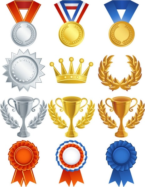 465x600 Medal Free Vector Download (313 Free Vector) For Commercial Use