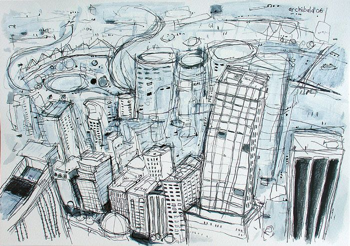 700x492 Sydney Buildings