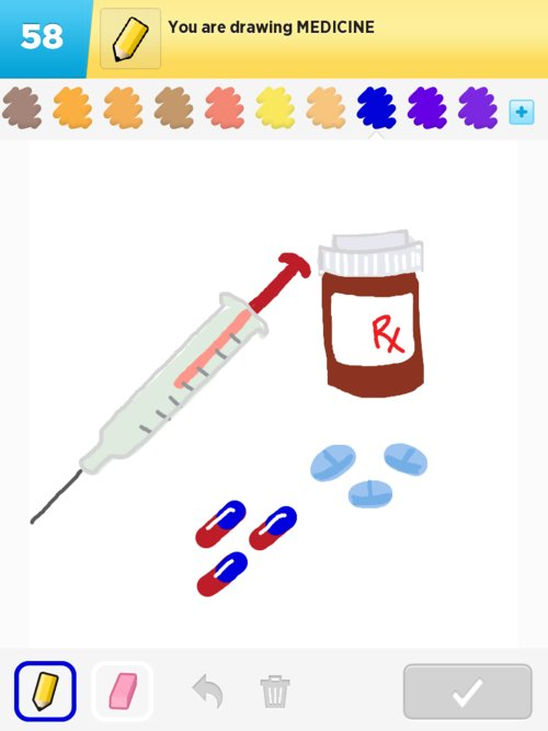 500x667 Medicine Drawings