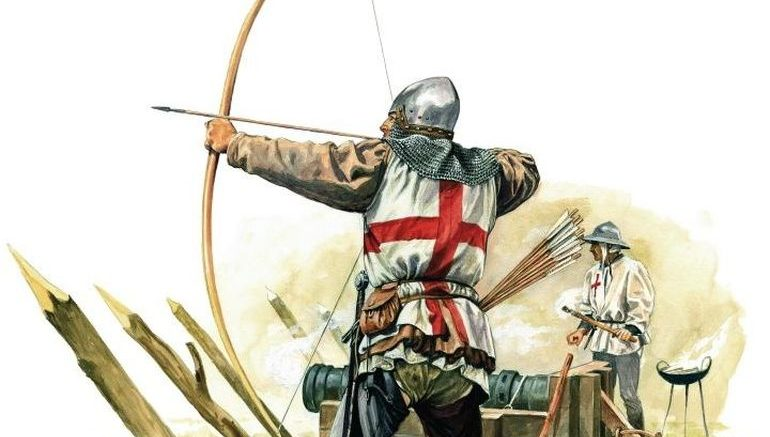 770x437 10 Things You Should Know About The English Longbowman