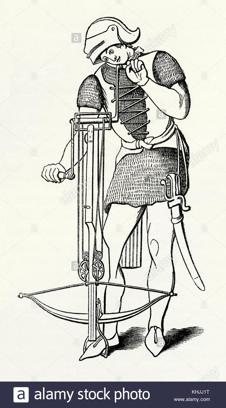 772x1390 Medieval English Archer Stock Photos Amp Medieval English Archer