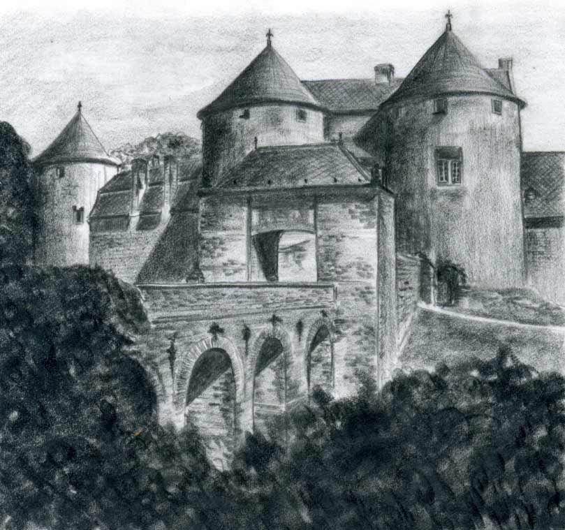 809x759 Medieval Castle Terms